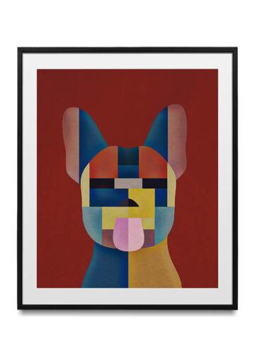 Dogometry - Frenchie