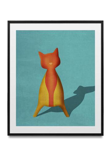 Modern Animals - Cat